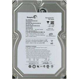 "Seagate Barracuda ES.2 ST3750330NS 750GB 7.2K RPM SAS-3Gb/s 32MB 3.5"" Manufacturer Recertified HDD"