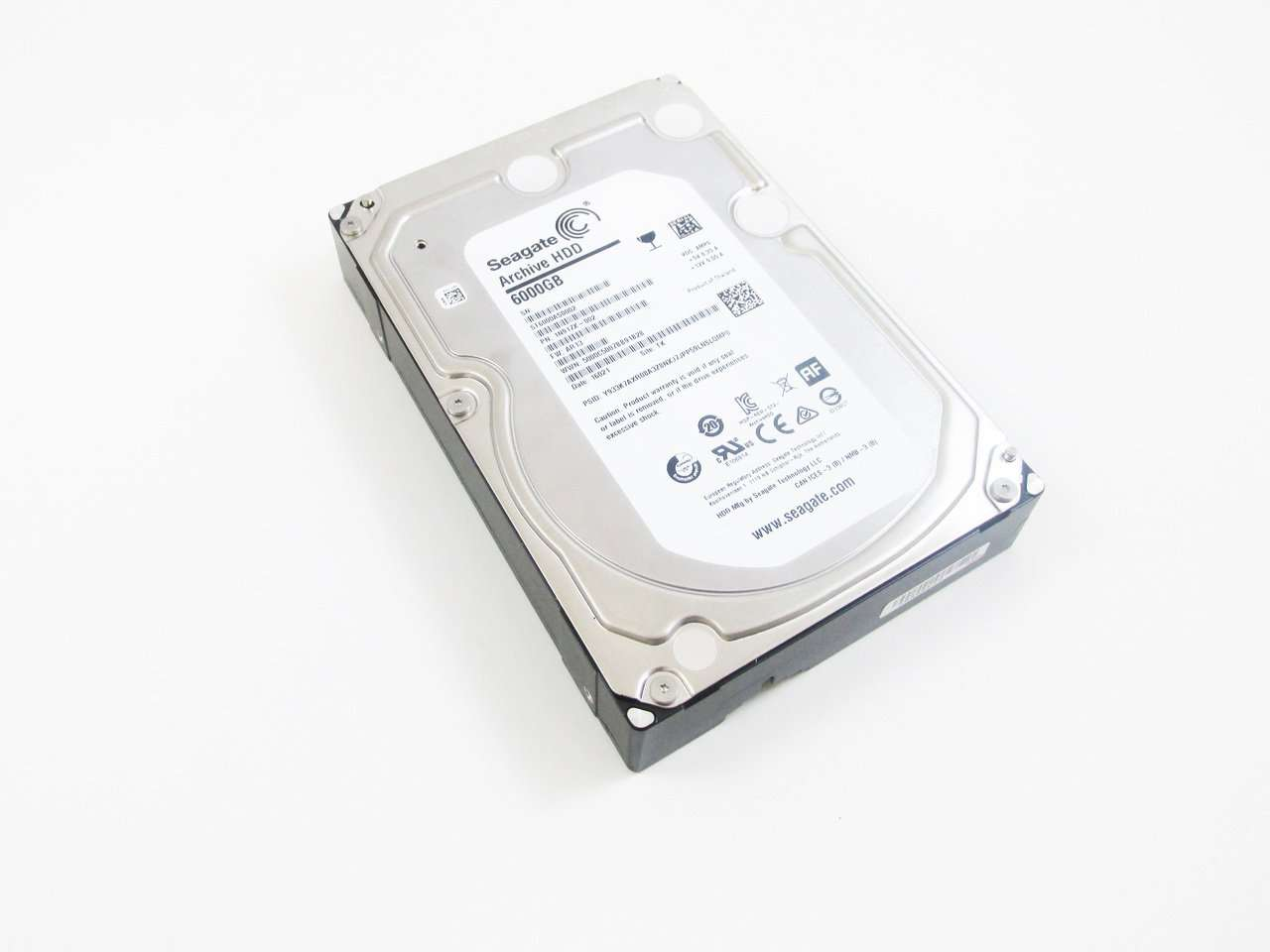 "Seagate Archive ST6000AS0002 6TB 5.9K RPM SATA 128MB 3.5"" Hard Disk Drive"
