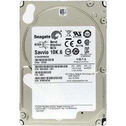 "Seagate Savvio ST600MM0006 600GB 10K RPM SAS 64MB 2.5"" Manufacturer Recertified HDD"