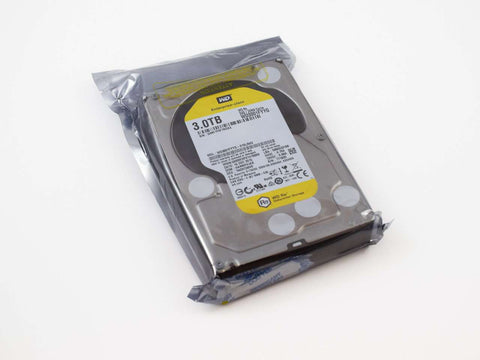 "Western Digital Re WD3001FYYG 3TB 7.2K RPM SAS-6Gb/s 32MB 3.5"" Manufacturer Recertified HDD"