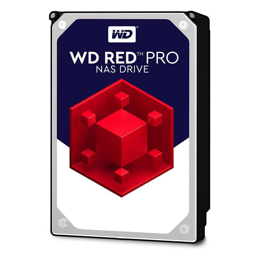 "Western Digital Red Pro WD2002FFSX 2TB 7.2K RPM SATA-6Gb/s 3.5"" Manufacturer Recertified HDD"
