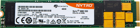 Seagate Nytro XP480LE30002 480GB PCIe Gen3 x4-4GB/s M.2 Solid State Drive