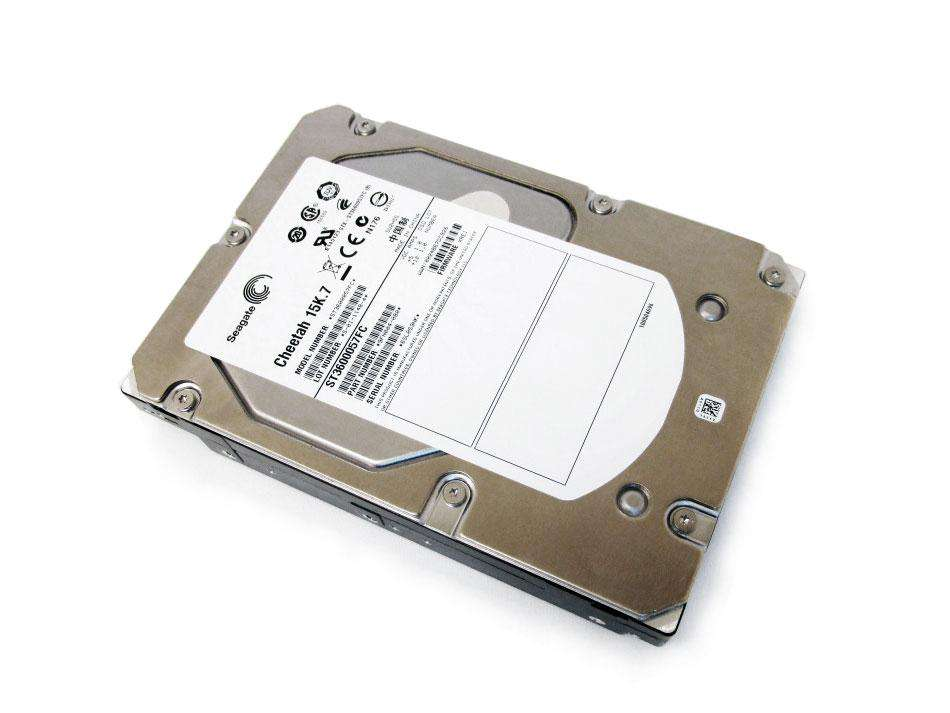 "Seagate Cheetah 15K.6 ST3600057FC 600GB 15K RPM FC(Fibre Channel)-4Gb/s 16MB 3.5"" Hard Drive"