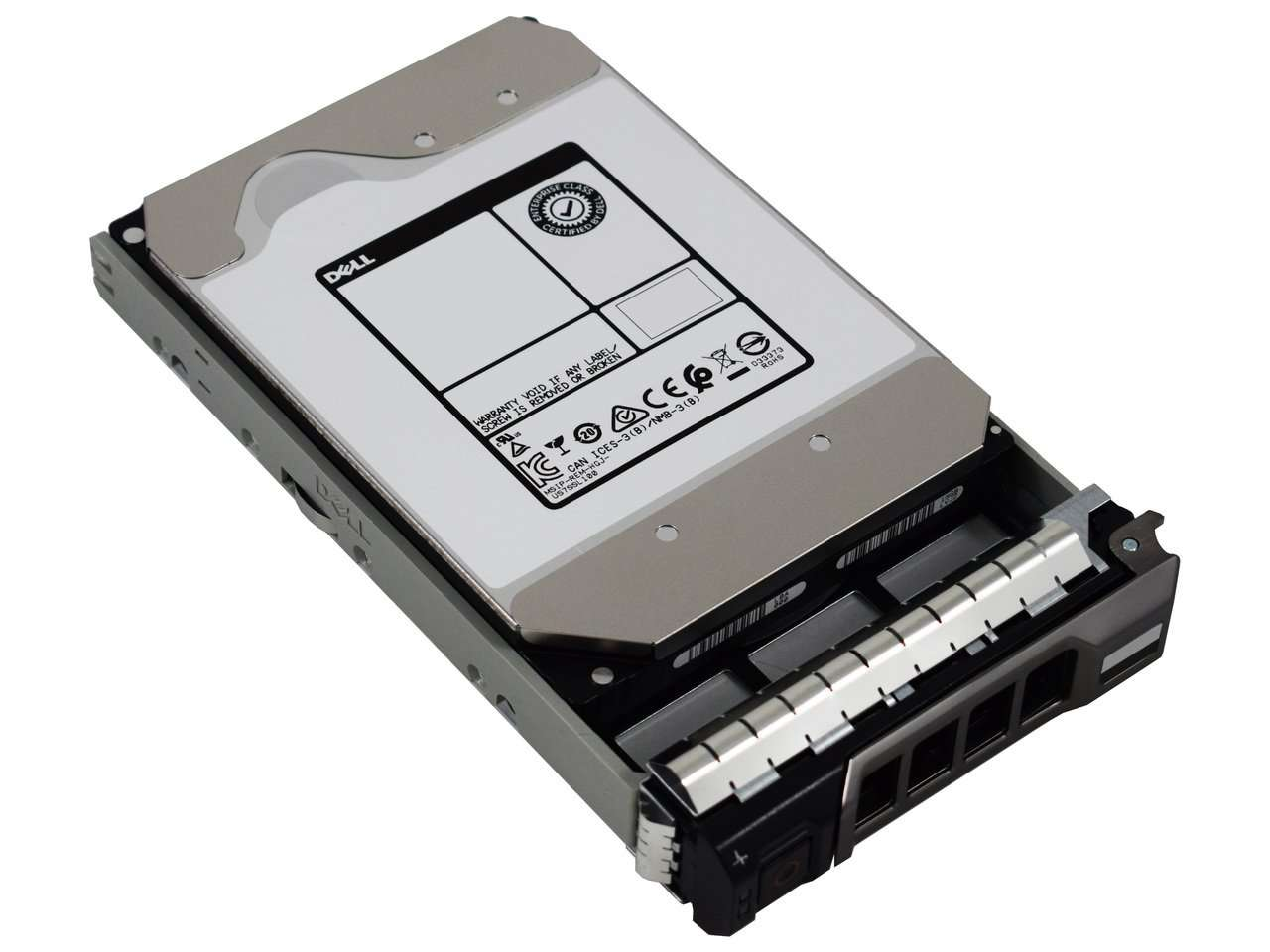 "Dell G13 01H3H 2TB 7.2K RPM SAS 6Gb/s 512n 128MB 3.5"" NearLine Manufacturer Recertified HDD"