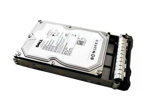 "Dell ST3750630SS 750GB 7.2K RPM 3.5"" SAS-3GB/s HDD"