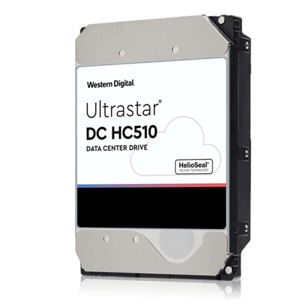 "HGST Ultrastar He10 0F27356 HUH721008AL5200 8TB 7.2K RPM SAS 12Gb/s 512e 256MB Cache 3.5"" ISE HDD"