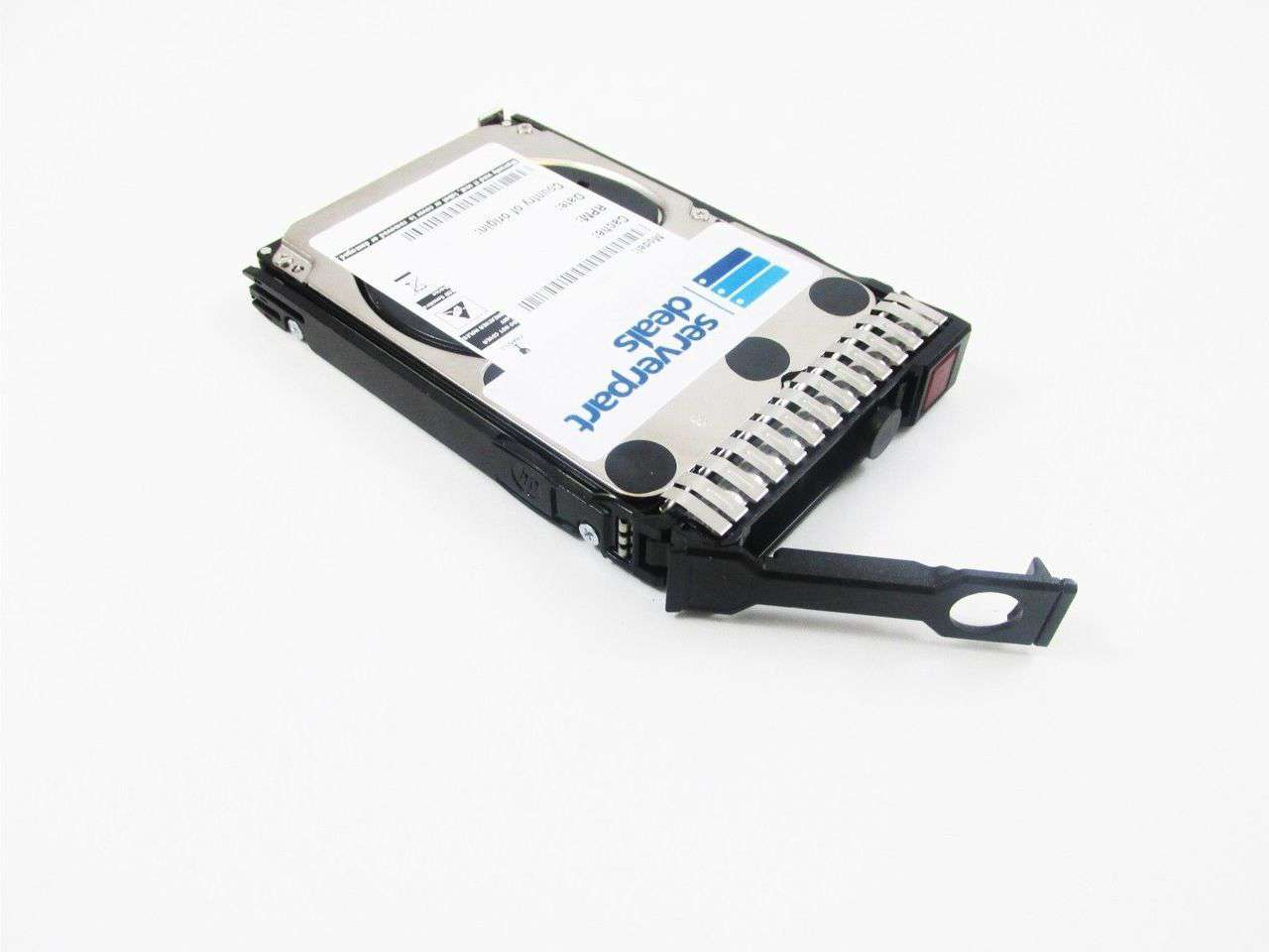 "HP Compatible Gen8 MB2000FBUCL 2TB 7.2K RPM SAS-6Gb/s 3.5"" Manufacturer Recertified HDD"