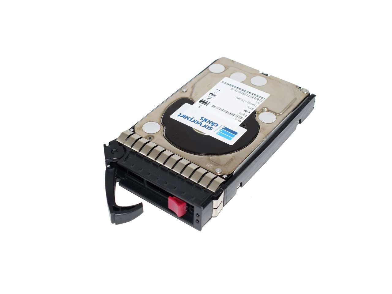 "HP Compatible Gen7 606228-002 2TB 7.2K RPM SAS-6Gb/s 3.5"" Manufacturer Recertified HDD"