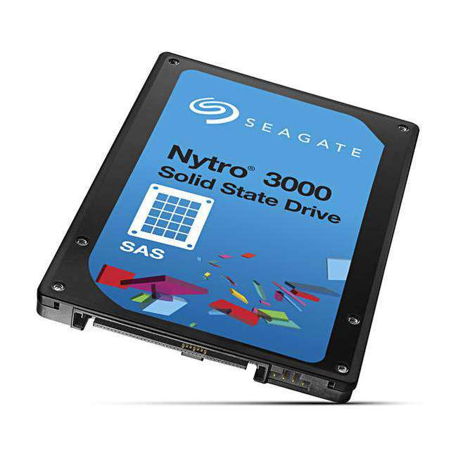 "Seagate Nytro XS1600ME10003 1.6TB SAS-12Gb/s 2.5"" Manufacturer Recertified SSD"
