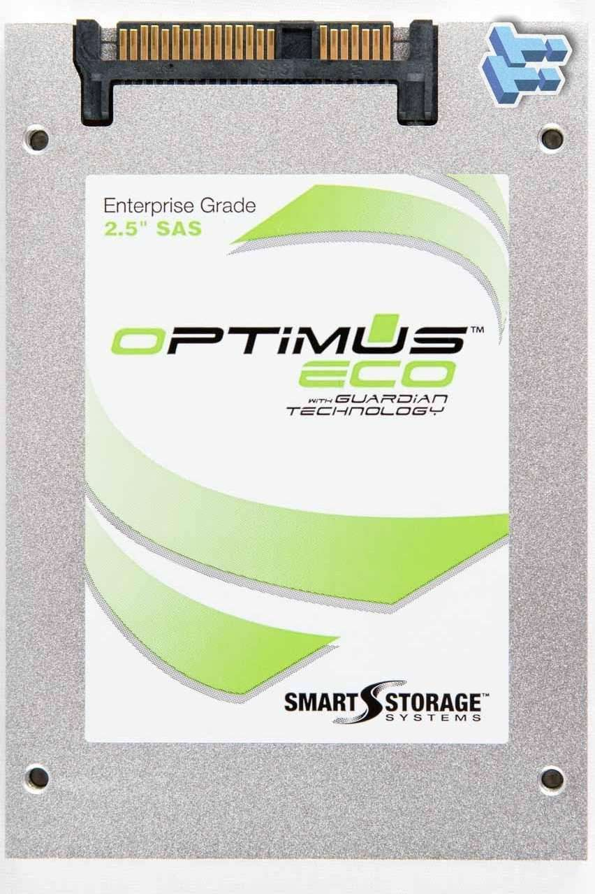 "Smart Storage Systems Optimus Eco SDLLGC6R-020T-5CA1 2TB SAS 6Gb/s 2.5"" Manufacturer Recertified SSD"