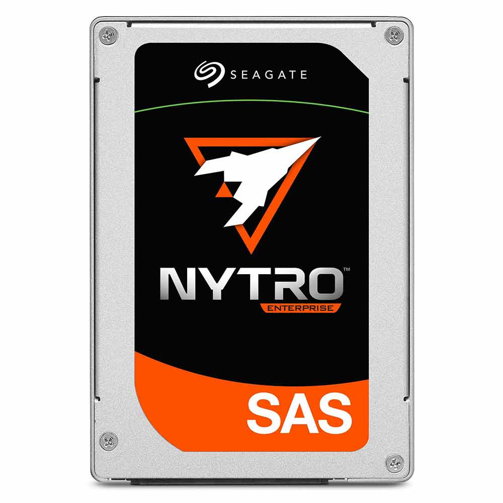 "Seagate Nytro ST1600FM0023 1.6TB SAS-12Gb/s 2.5"" Manufacturer Recertified SSD"