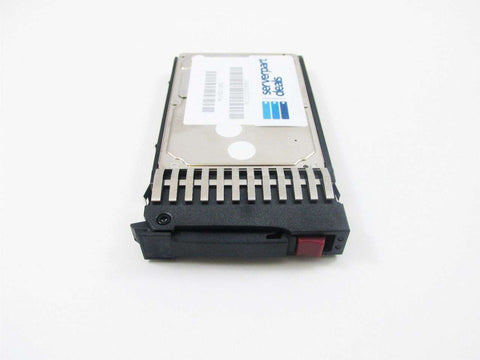 "HP Compatible Gen7 EG1200FDNJT 1.2TB 10K RPM SAS-6Gb/s 2.5"" Hard Drives"
