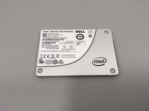 "Dell G13 DNV76 480GB SATA 6Gb/s 2.5"" ReadIntensive Solid State Drive"