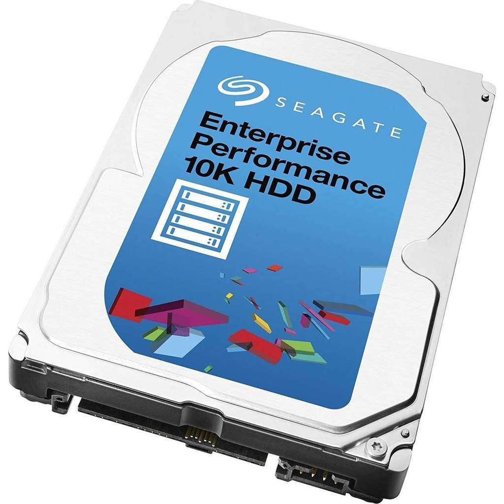 "Seagate Enterprise Performance ST900MM0168 900GB 10K RPM SAS 12Gb/s 512n 128MB 2.5"" Hard Drive"