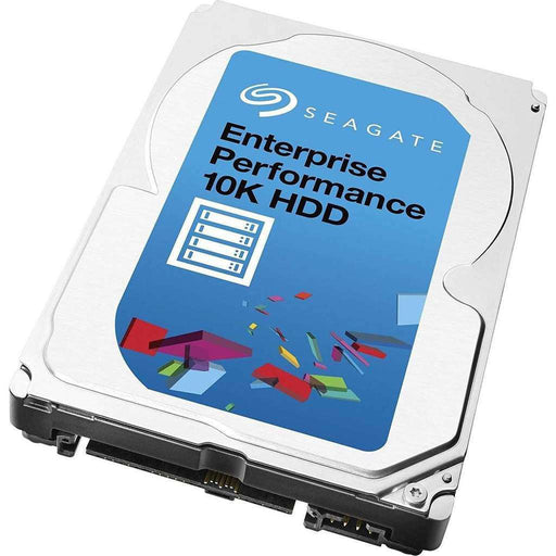"Seagate Enterprise Performance ST900MM0168 900GB 10K RPM SAS 12Gb/s 512n 128MB 2.5"" Manufacturer Recertified HDD"