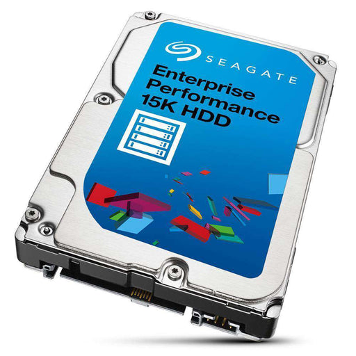 "Seagate Enterprise Performance 15k.5 ST300MP0075 300GB 15K RPM SAS 12Gb/s 4Kn 128MB 2.5"" SED Hard Drive"