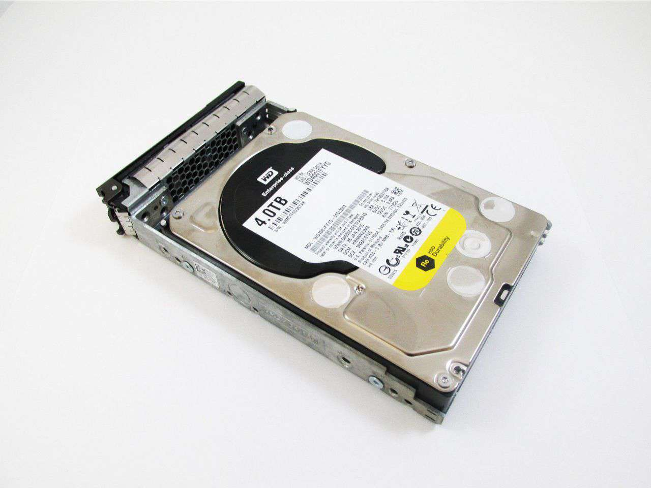 "HP Compatible 652755-007 4TB 7.2K RPM SAS-6Gb/s 3.5"" Hard Drives"