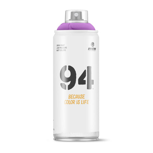 MTN 94 Spray Paint - FLUORESCENT Violet