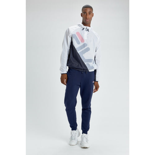 Cohen Shell Jacket - White
