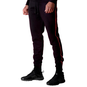 Tennyson Tracksuit Bottoms - Black