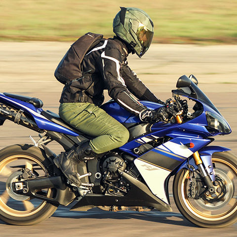 Mens Cargo Pants Motorcycle