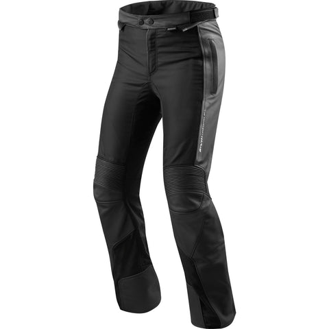 leather motorbike touring trousers