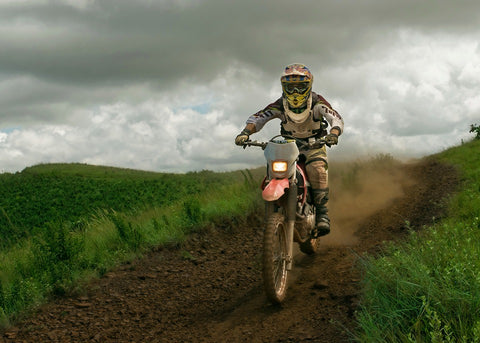 motocross enduro adventure