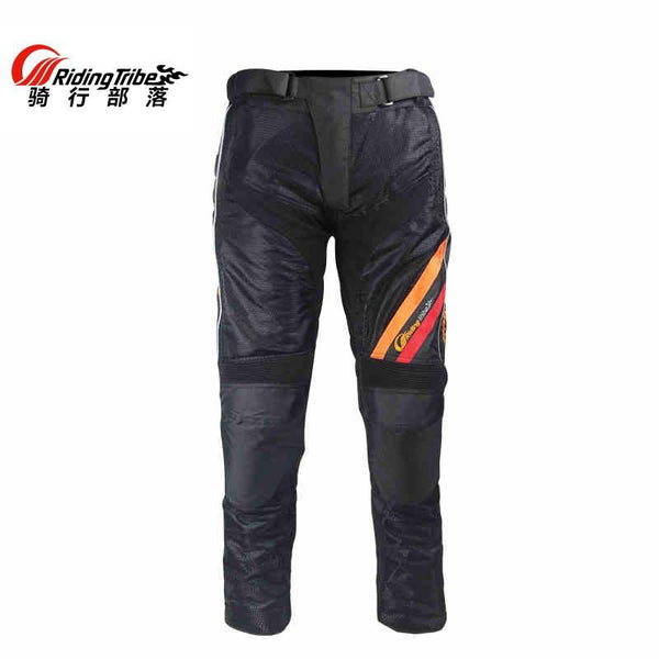 RIDING TRIBE Summer Offroad Motorcycle Pants Breathable Mesh