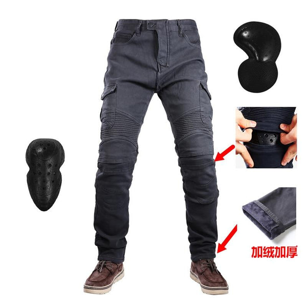 UGLYBROS Motorcycle Riding Biker Pants (UGB06)