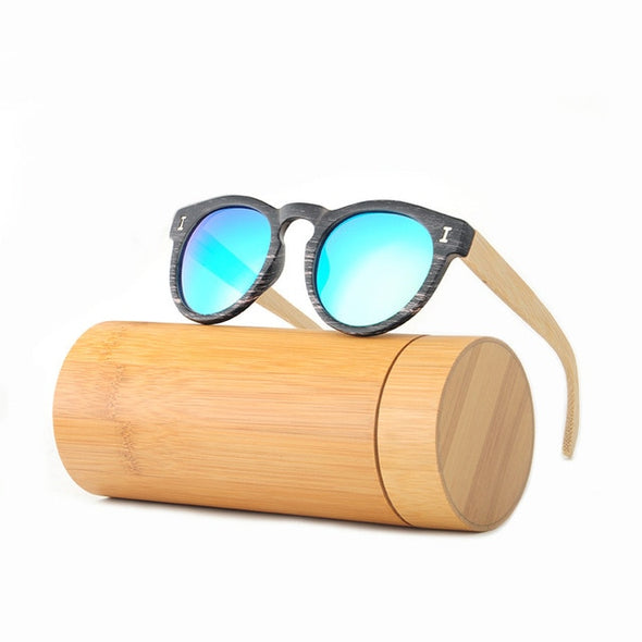 Meadow Bamboo Sunglasses