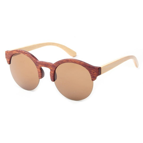 Avery Wood Sunglasses