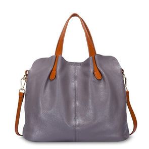 Chelsea Genuine Leather Handbag