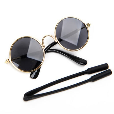 Round Pet Sunglasses