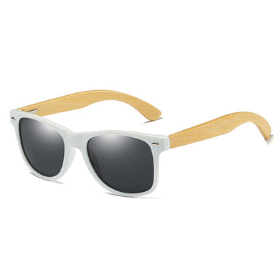Tulip Polarized Wooden Sunglasses