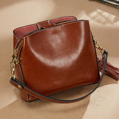 Cecelia Chen Leather Bag