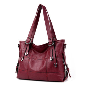 Carlee Sloan Leather Handbag