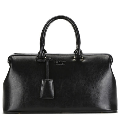Alisha Leather Handbag