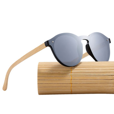 Cosmic Bamboo Sunglasses