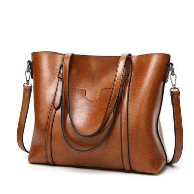 Zoe Ellis Leather Crossbody Bag