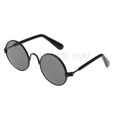 Cat Round UV400 Sunglasses