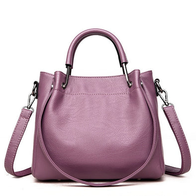 Courtney Leather Handbag