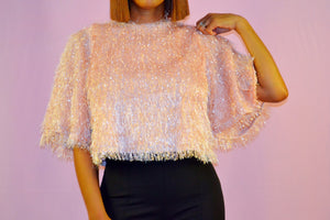 Fiona Fringe Top