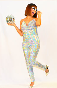 Showstopper Sequin Jumpsuit