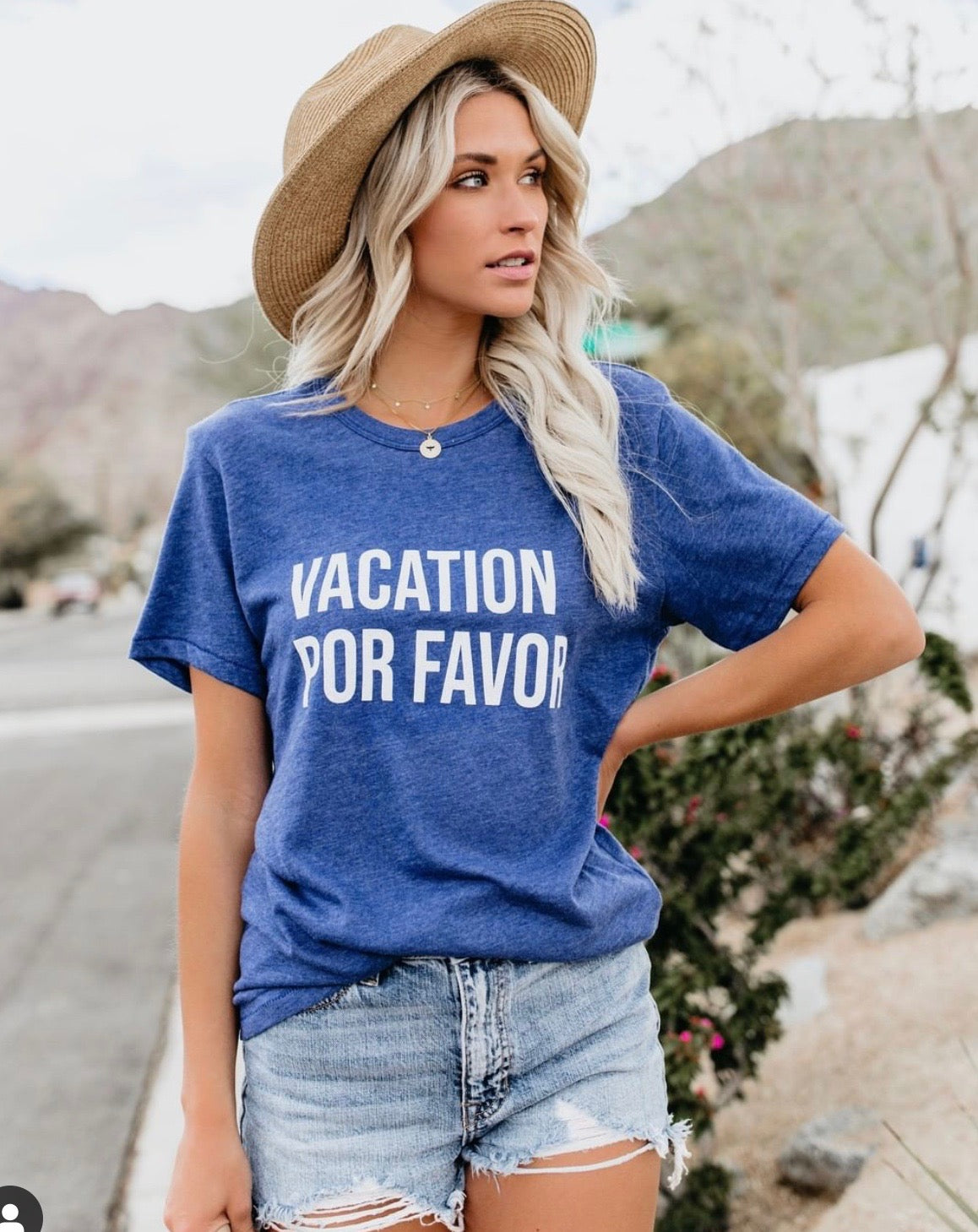 Vacation Por Favor Shirt