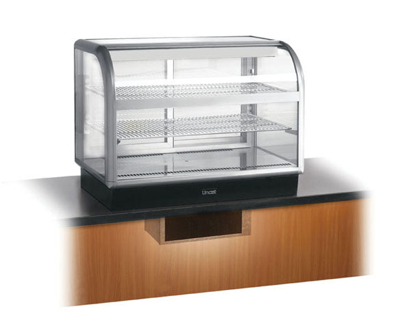 Seal C6R/100SU Curved Front Ref. Merchandiser,Refrigerated Displays,Seal