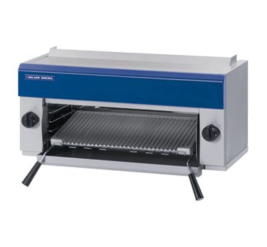 Blue Seal Evolution Series G91B - 900mm Gas Salamander,Salamander Grills,Blue Seal