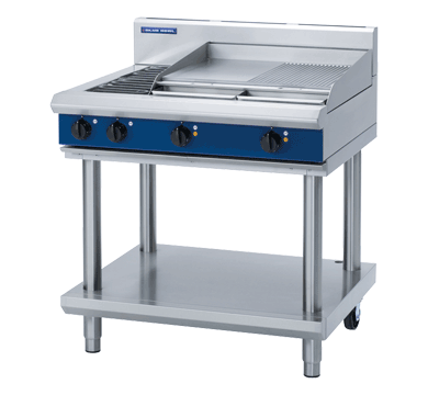 Blue Seal Evolution Series E516B-LS - 900mm Electric Cooktop/Griddle,Griddles - Electric,Blue Seal