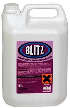 Arpal - Blitz Heavy Duty Degreaser Floor Cleaner - 5 Litre,Floor Cleaner,Arpal, R.P Adam