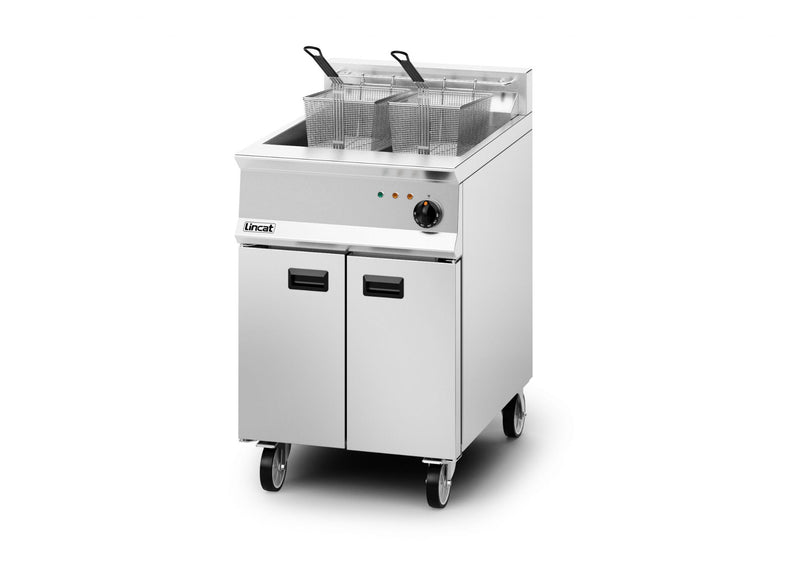 Lincat OE8108 Electric Fryer (Free Standing) Single tank,Fryers - Electric,Lincat