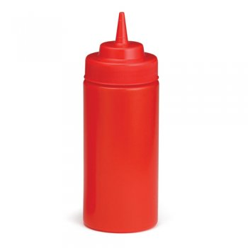 Widemouth Squeeze Dispensers Ketchup,Squeeze Sauce Dispensers,Tablecraft